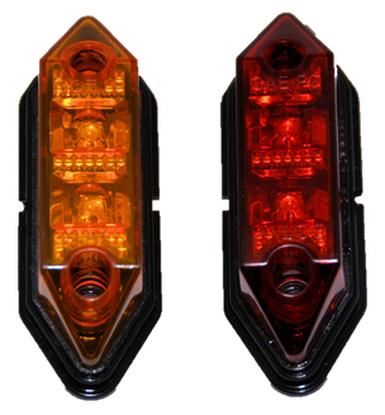 sc 1 st  Eco Safety Lights LLC & MARKER u0026 CLEARANCE - ESAFETY LIGHTS LLC 1-800-236-8621
